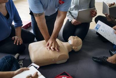 formazione per addetto al primo soccorso